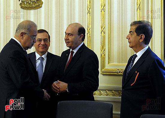 توقيع اتفاقية تسوية بين سونكر و اقتصادية قناة السويس (12)