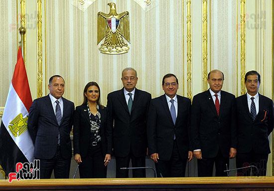 توقيع اتفاقية تسوية بين سونكر و اقتصادية قناة السويس (11)