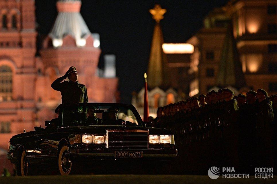 أعياد النصر فى موسكو