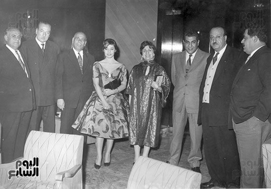 شاركت فى عضوية لجنة التحكيم الدولية فى مهرجان موسكو السينمائى الدولى فى عام 1967