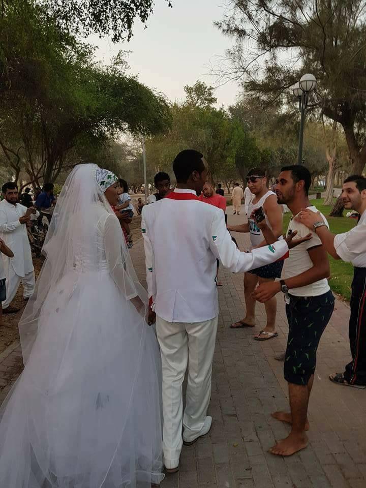الزفاف