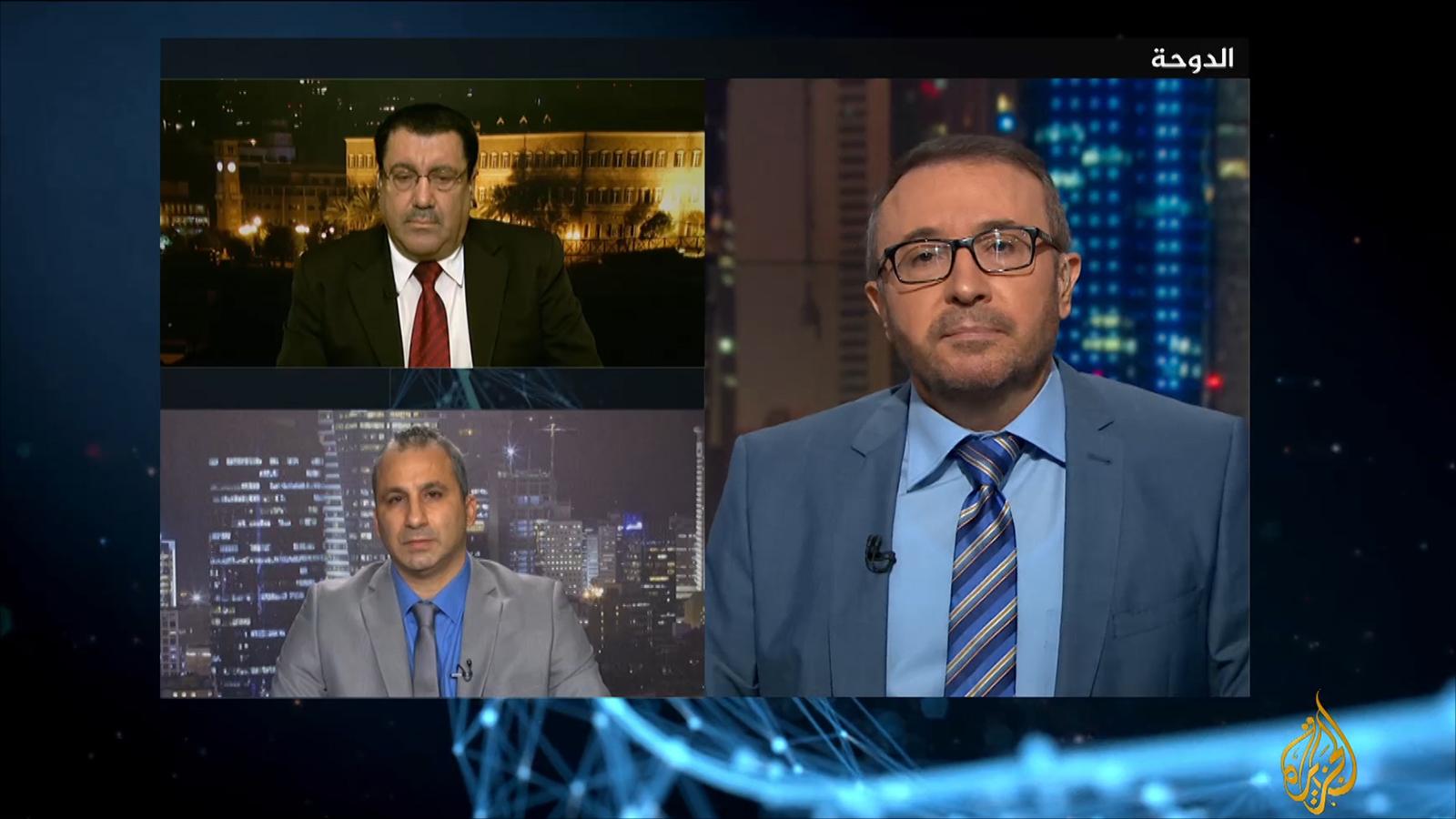 كوهين ضيف دائم بقناة الجزيرة