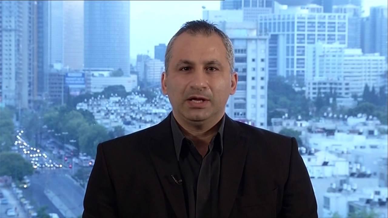 ايدى كوهين على قناة الجزيرة
