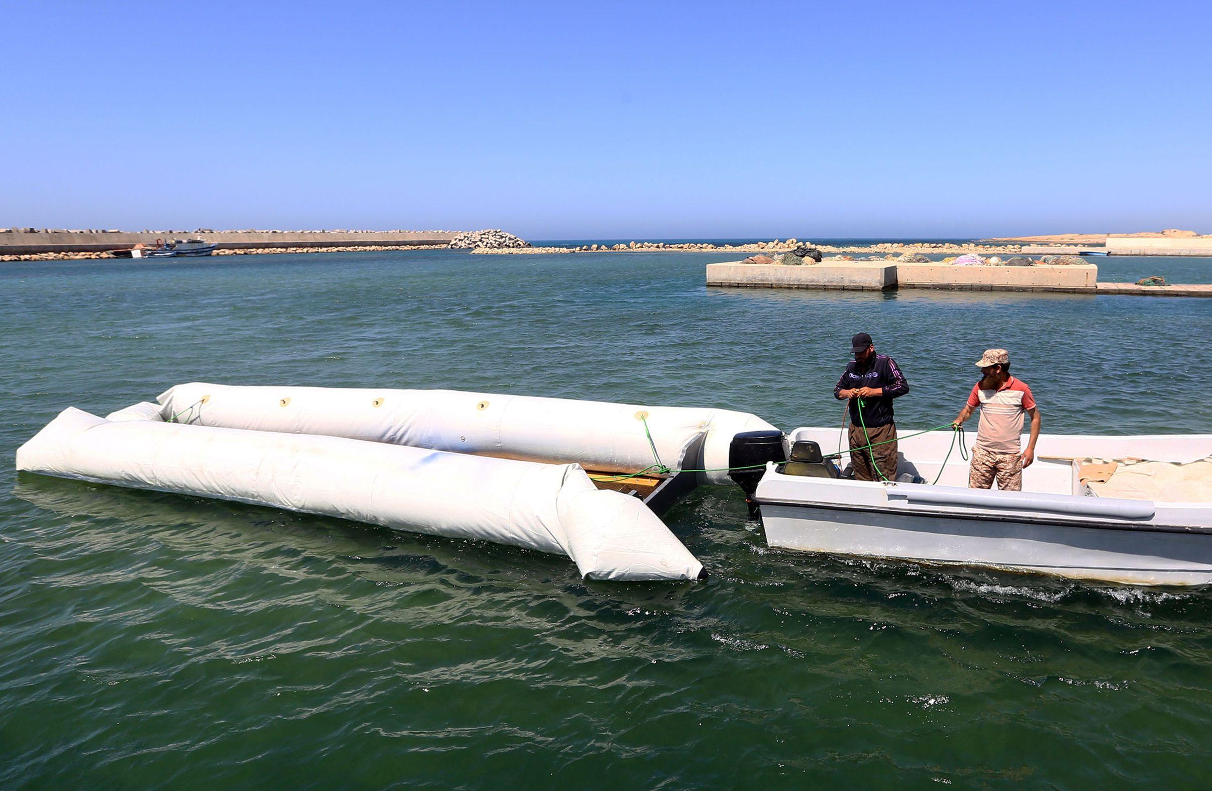 كارثة إنسانية جديدة على سواحل ليبيا