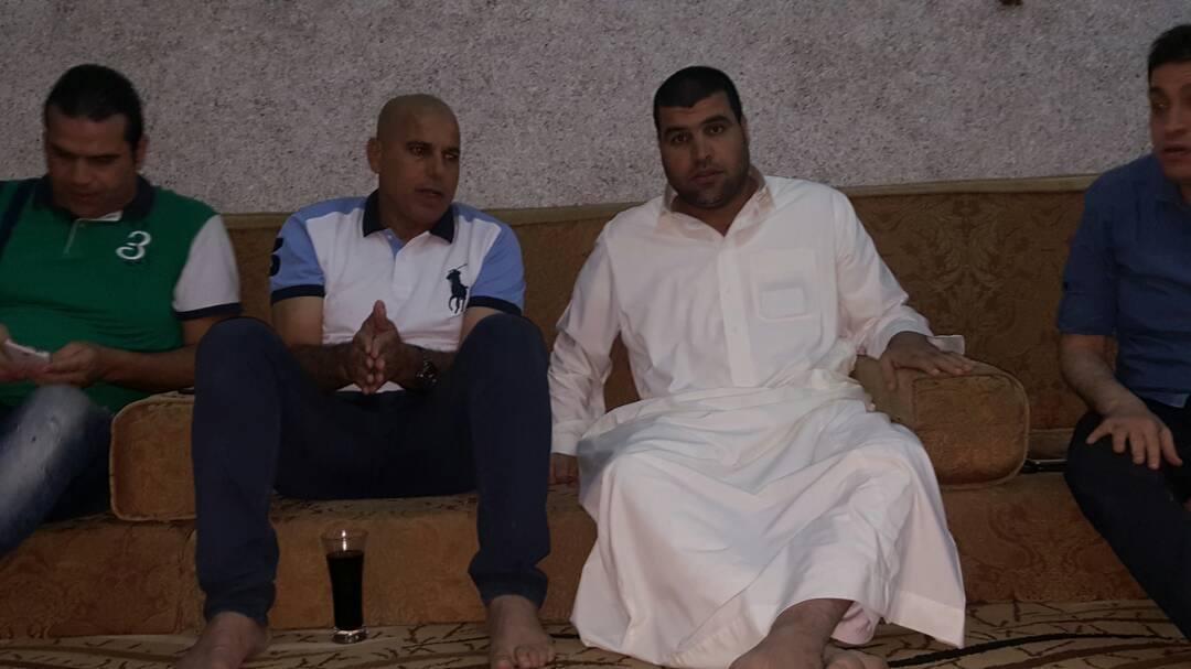 خالد القماش فى جلسة الرجاء