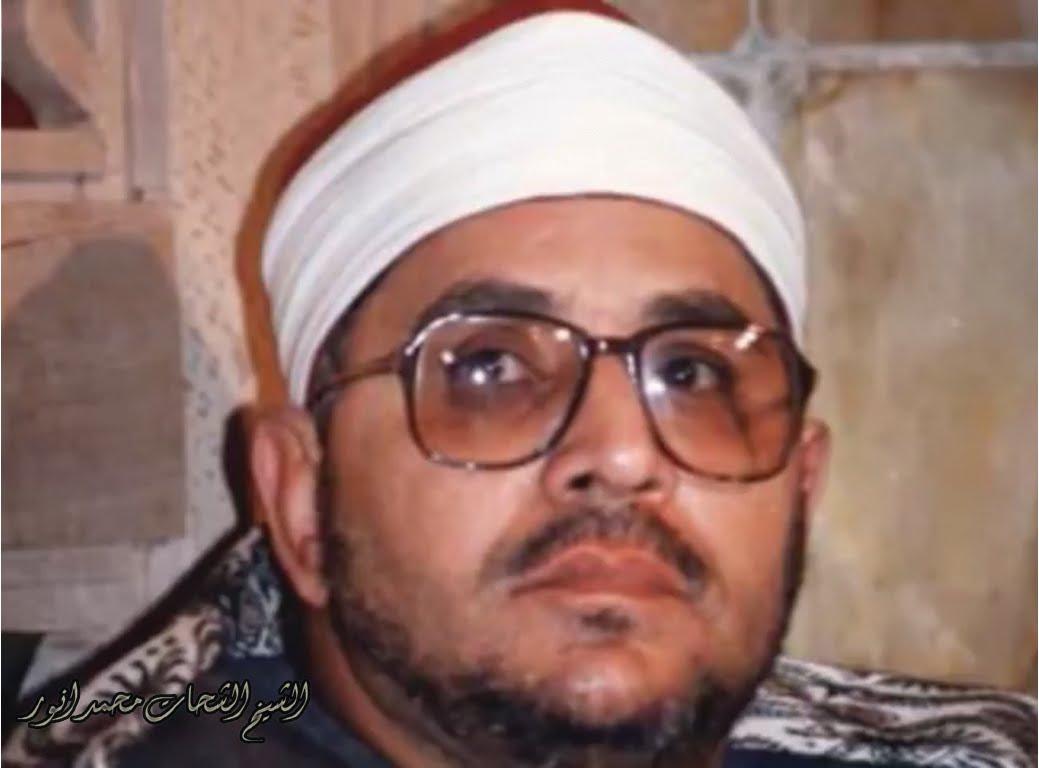 الشيخ الشحات محمد انور