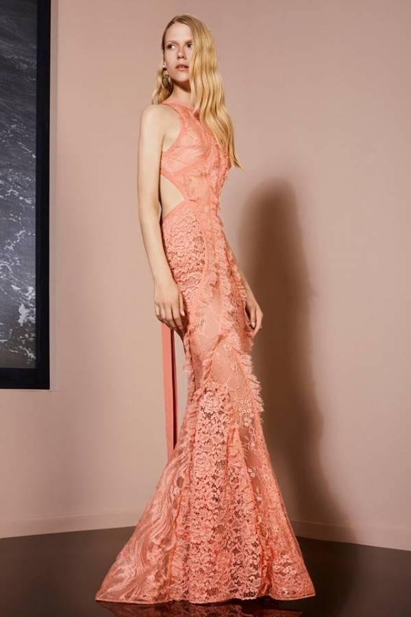 فستان طويل سيمون
