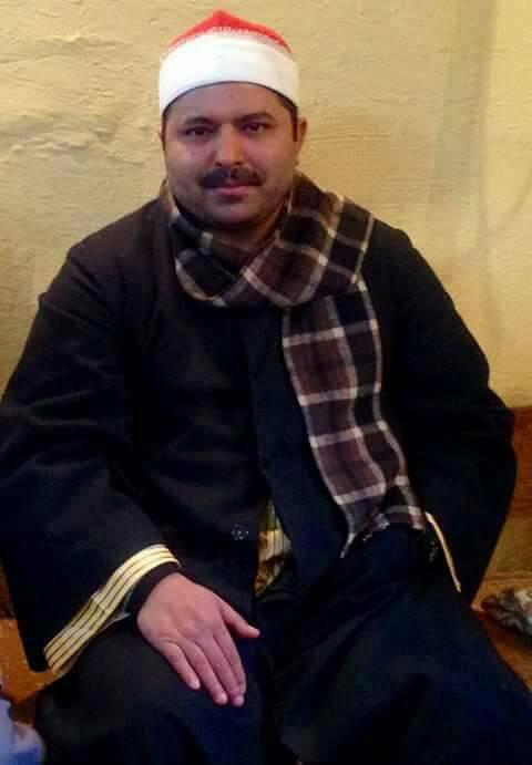 الشيخ محمد محمد الليثى فى إحدى الحفلات