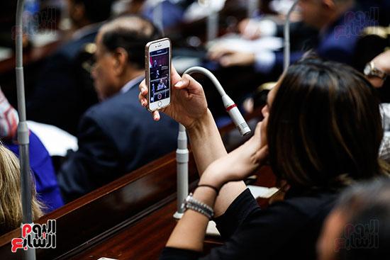 جلسة تشريعية البرلمان (7)