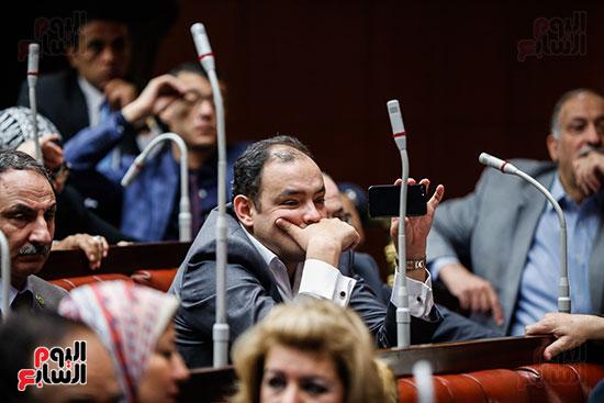 جلسة تشريعية البرلمان (25)