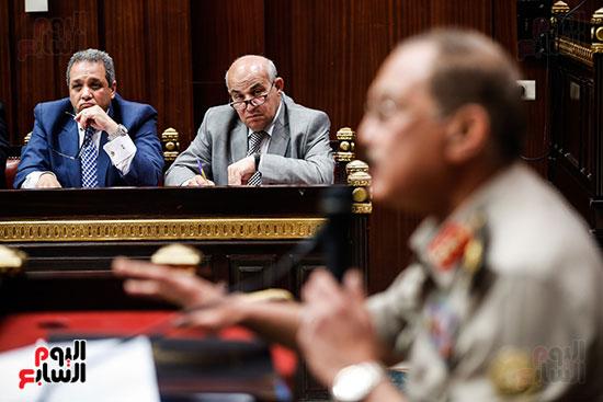 جلسة تشريعية البرلمان (5)