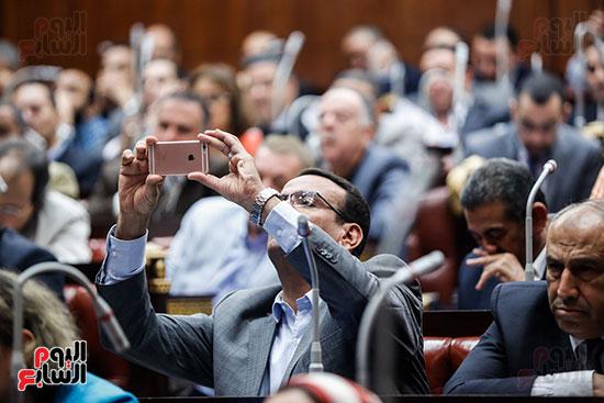 جلسة تشريعية البرلمان (10)