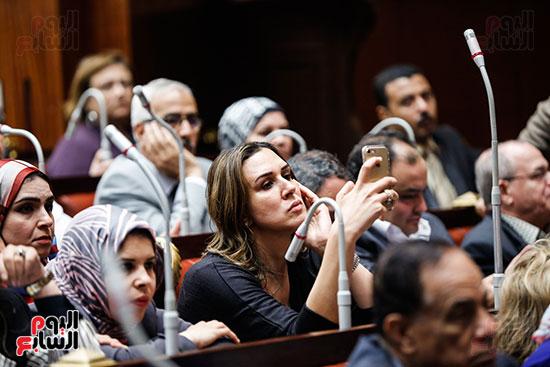 جلسة تشريعية البرلمان (4)