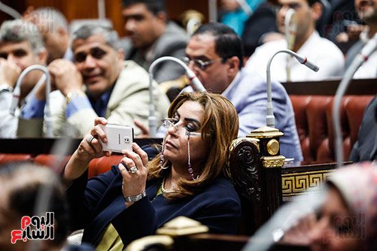 جلسة تشريعية البرلمان (9)
