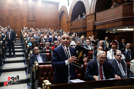 جلسة تشريعية البرلمان (2)
