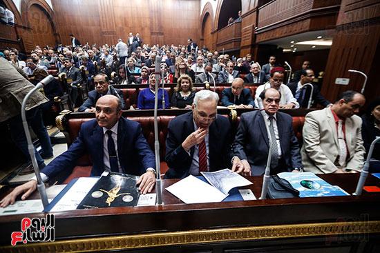جلسة تشريعية البرلمان (1)