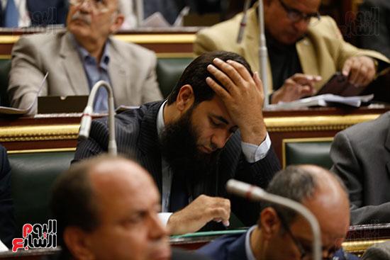 الجلسة العامة للبرلمان (18)