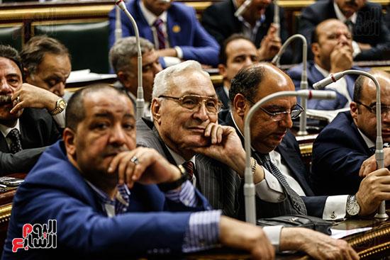 الجلسة العامة للبرلمان (12)