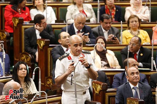 الجلسة العامة للبرلمان (7)