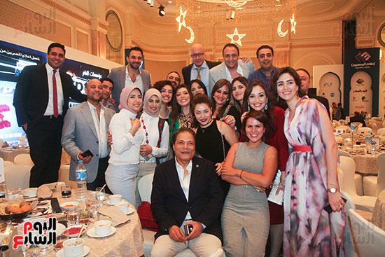 الإعلامية شريهان أبو الحسن والإعلامية نهاوند سرى
