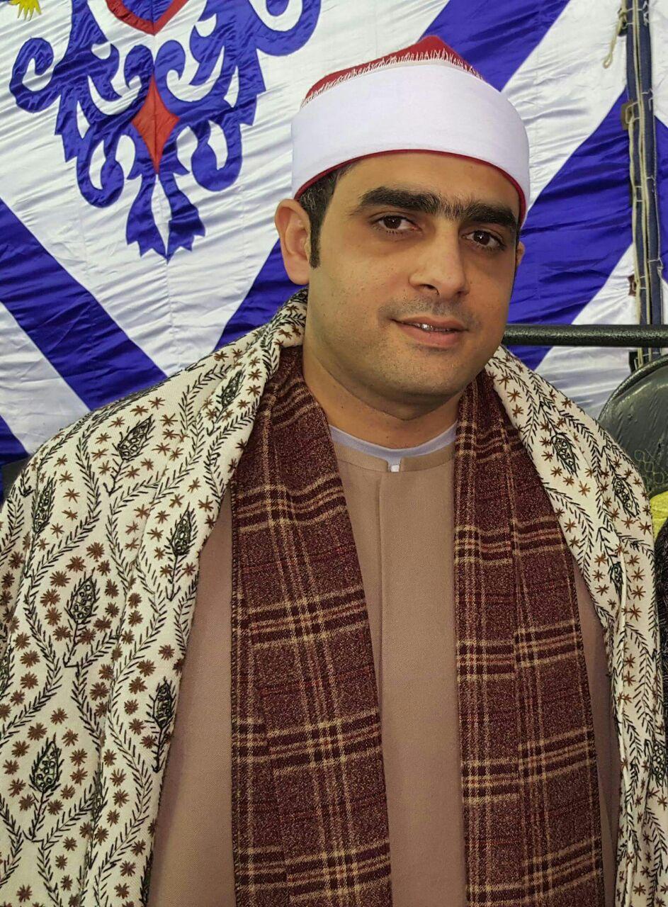 الشيخ أسامة محمد بسيونى