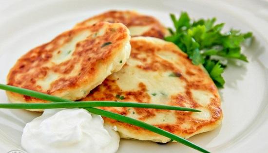 بطاطس بالجبن البارميزان