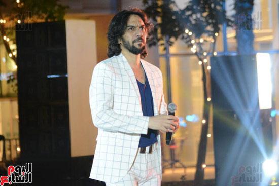 حفل بهاء سلطان بمول مصر (9)