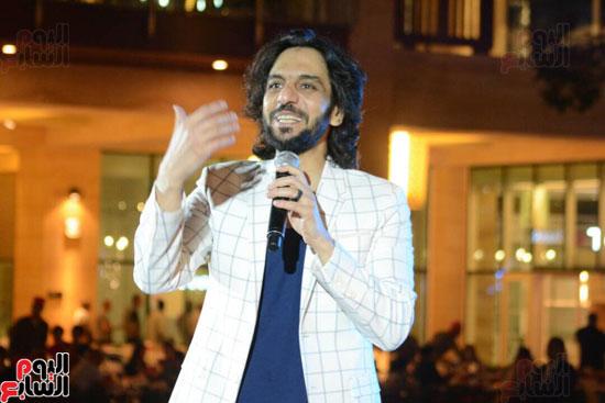 حفل بهاء سلطان بمول مصر (11)