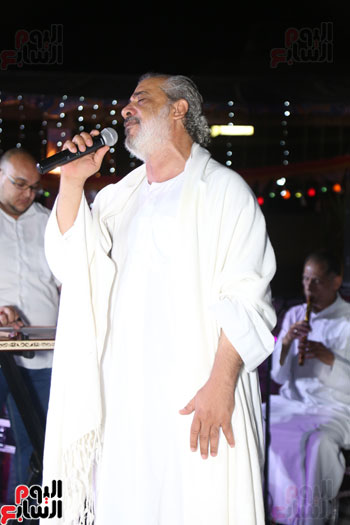 المولوية وشيما والجناينى يشعلون خيمة مولانا  (2)