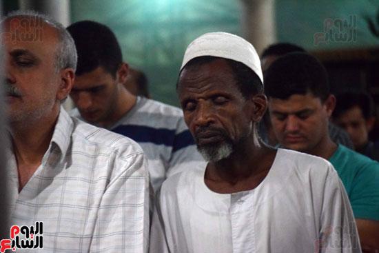 صلاة التراويح بجامع الازهر (20)