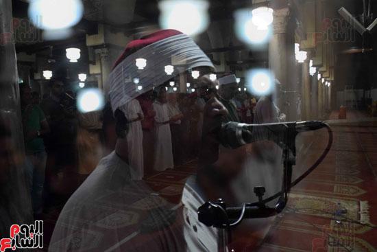 صلاة التراويح بجامع الازهر (18)