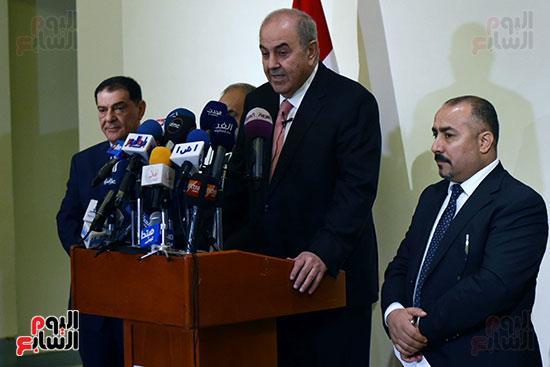مؤتمر نائب ال رئيس العراقى (1)