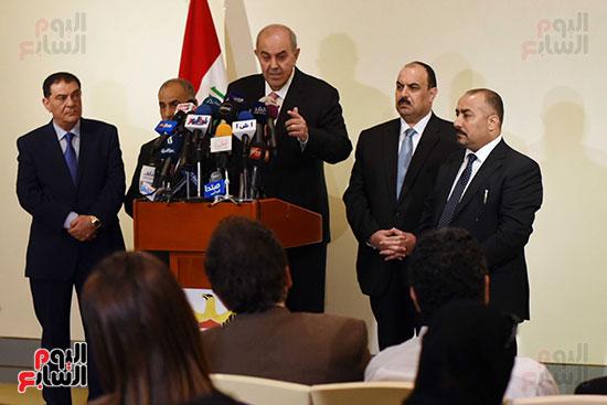 مؤتمر نائب ال رئيس العراقى (5)