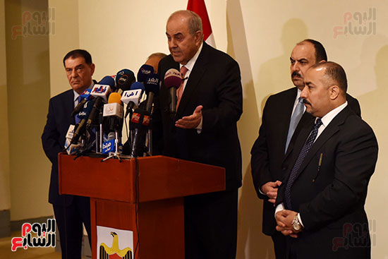 مؤتمر نائب ال رئيس العراقى (11)