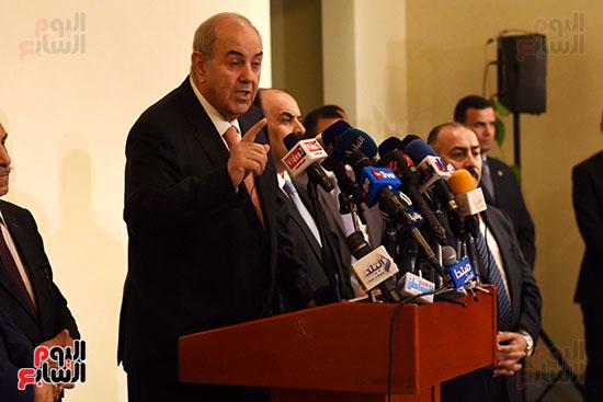 مؤتمر نائب ال رئيس العراقى (8)