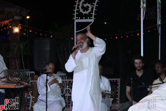 المولوية وشيما والجناينى يشعلون خيمة مولانا  (9)