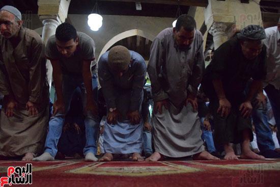 صلاة التراويح بجامع الازهر (11)
