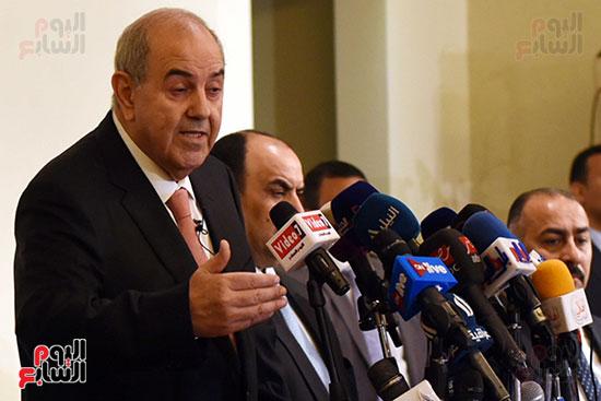 مؤتمر نائب ال رئيس العراقى (2)