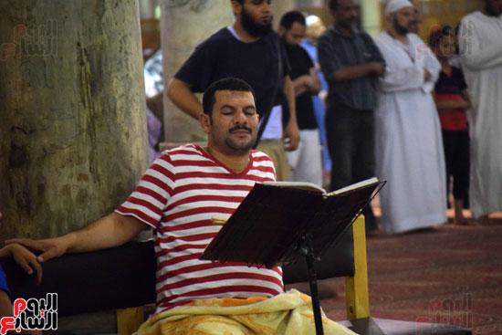 صلاة-التهجد-فى-مسجد-عمرو-بن-العاص-(6)