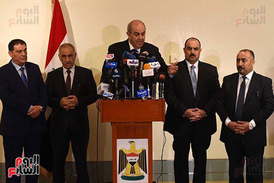مؤتمر نائب ال رئيس العراقى (4)