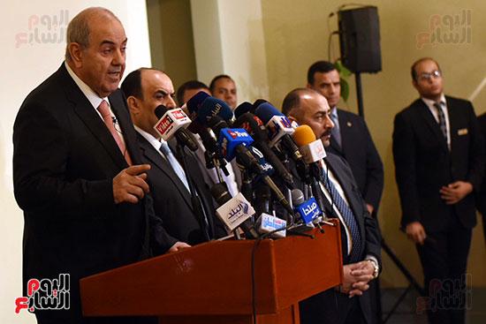مؤتمر نائب ال رئيس العراقى (7)