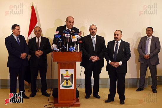 مؤتمر نائب ال رئيس العراقى (9)