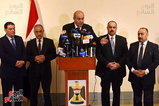 مؤتمر نائب ال رئيس العراقى (10)