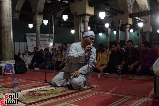 صلاة التراويح بجامع الازهر (23)