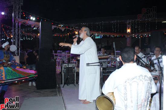 المولوية وشيما والجناينى يشعلون خيمة مولانا  (8)