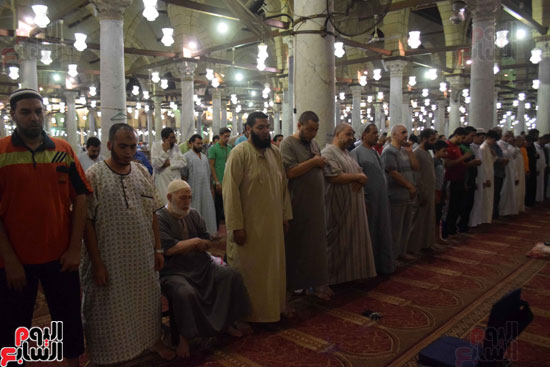 صلاة-التهجد-فى-مسجد-عمرو-بن-العاص-(4)
