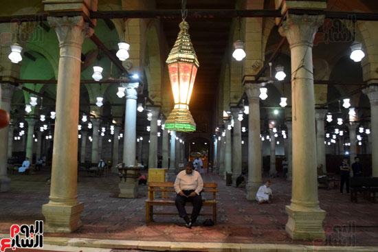 صلاة-التهجد-فى-مسجد-عمرو-بن-العاص-(23)