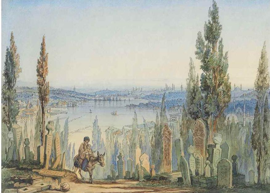 مقبرة أيوب