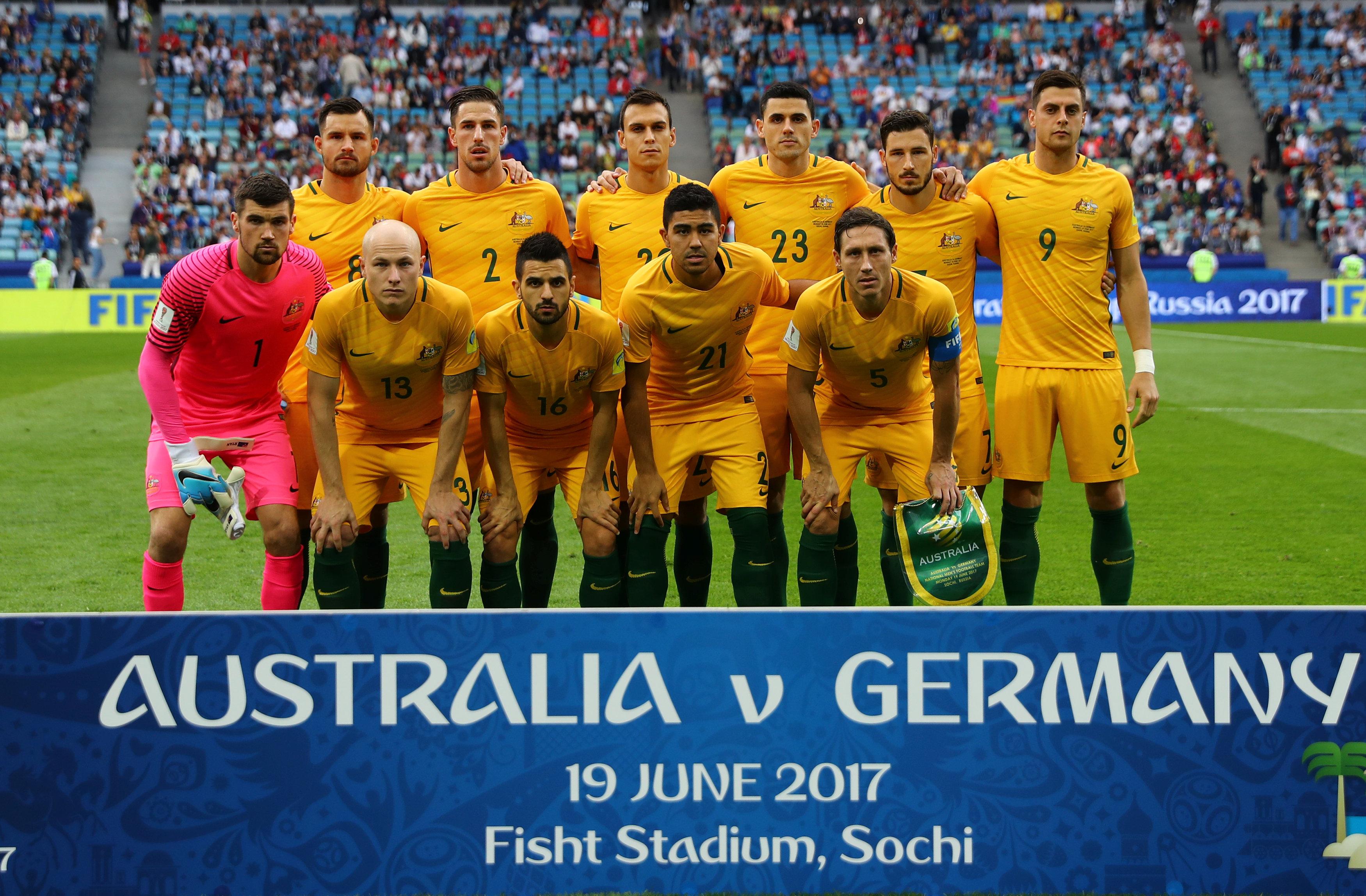 منتخب أستراليا