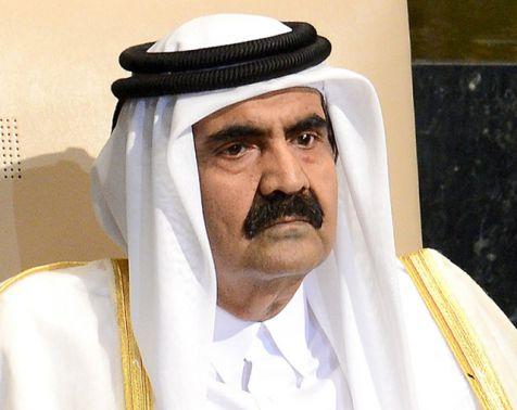 حمد بن خليفة آل ثانى أمير قطر